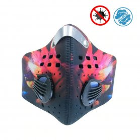 Face protection neoprene mask multi-stage filtration - XProtect Wings