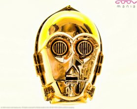 Schnallen - Star Wars 3PO