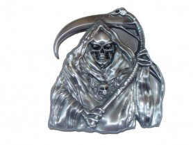 Grim Reaper - Buckle for belts