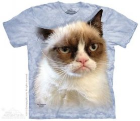 Camicia animale 3D - Puss