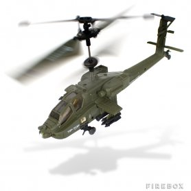 Remote controlled helicopter - Gyro Flyer Apache