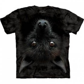 Tier Gesicht t-shirt - Bat
