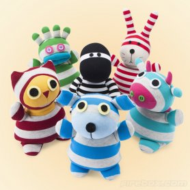 Beheizte Sock Animals