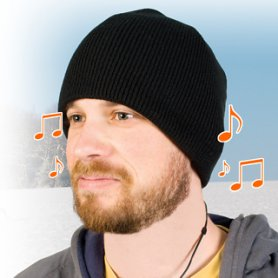 Headphones cap