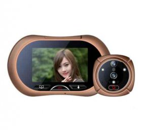 Digital peephole door viewer - iHome 2 (SMS / MMS)