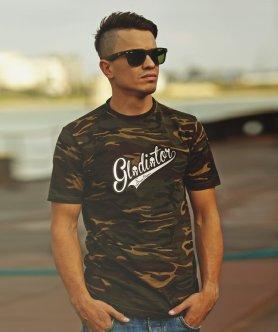Gladiator tričko - Camo