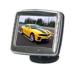 "LCD 3,5"" display OEM for reversing camera"