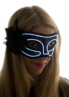 Masques LED - Blanc