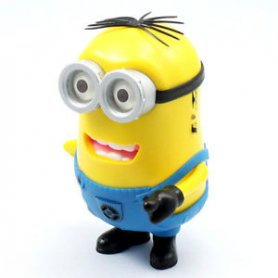 The minions - MP3 speaker