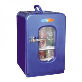 Frigorifero 12v mini - 15L / 17 lattine