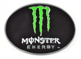 Monster - belt buckle
