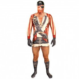 Pirata costume per Halloween