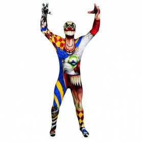 Morph costume - monstre de clown