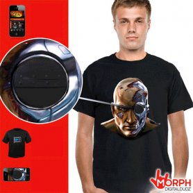MORPH digitale shirt - Cyborg