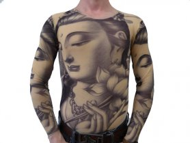 Tattoo-T-Shirt - Holy Woman
