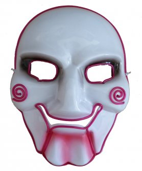 Party masks SAW - Purple