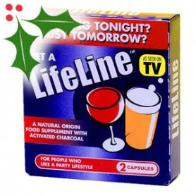Lifeline Trial Pack - 3x2  capsules