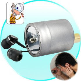 Apparecchio acustico spia