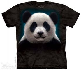 Shirt animaux 3D - Panda