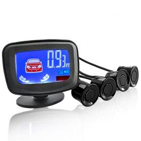 Parkovací systém 4x senzor + LCD displej