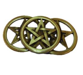 Pentagram - kopče