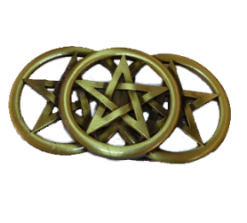Pentagrama - Fivelas