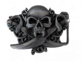 Pirate - Buckles