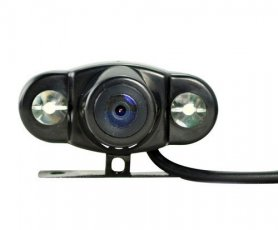 Reverse cameras P16  120 ° + 2x LED high luminosity