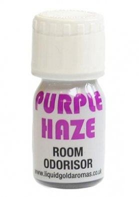 Le nitrite d'amyle - Purple haze