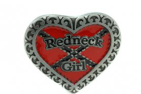 Redneck Girl - Buckles
