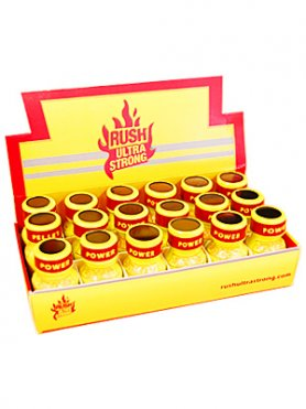 Poppers pack 18x - Rush Ultra Strong