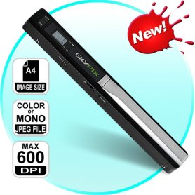Wireless handheld scanner - Handy Scan 2.0