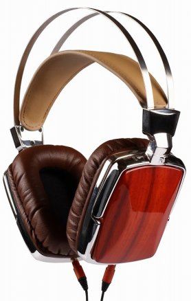 Auriculares de madera PC Esmooth ES-661RS