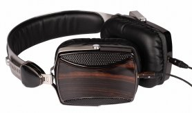 Wooden headphones Esmooth ES-665EB