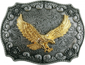 Golden owl - Buckles