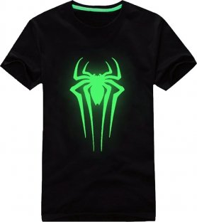 Camicia Neon - Spiderman