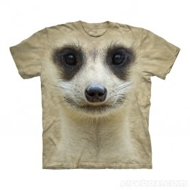 Hi-tech Camisetas divertidas - Meerkat