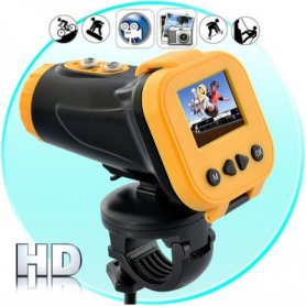 Waterproof sport camera FULL HD - RD 35
