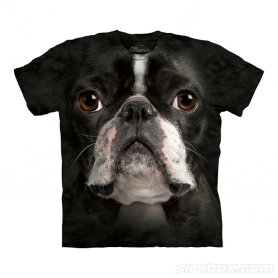 T-shirts d'animaux Salut-tech - Terrier