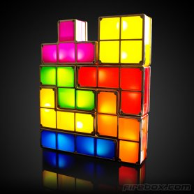 Tetris Light & Lampe