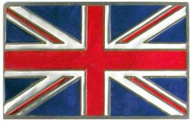 United Kingdom - belt buckle
