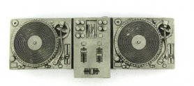 DJ - Pracky na opasok