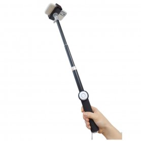 Telescopic pole with bluetooth Shutter Line Master