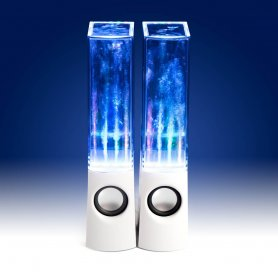 "Speakers for mobile or PC  - "" Dancing Water"""
