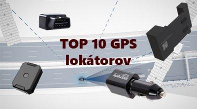 Najlepší GPS lokátor na trhu: TOP #10 tipy