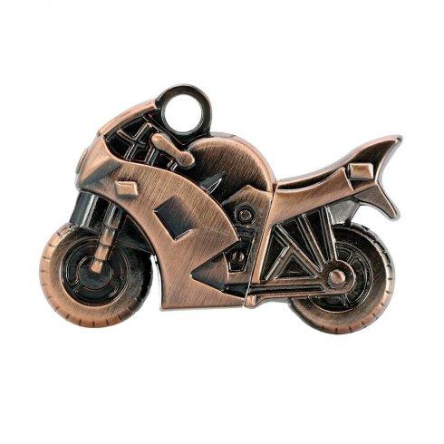 Moto 16GB en forme de moto