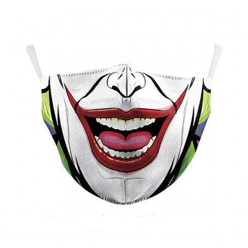 JOKERmaska (rúško) na tvár -100% polyester