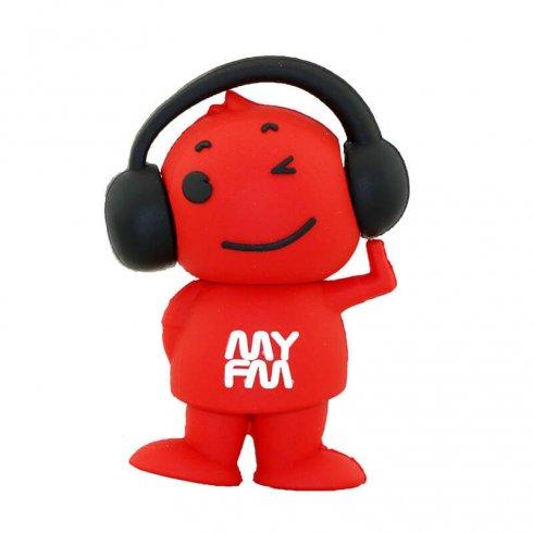 Funny USB - figura de la música de DJ 16GB