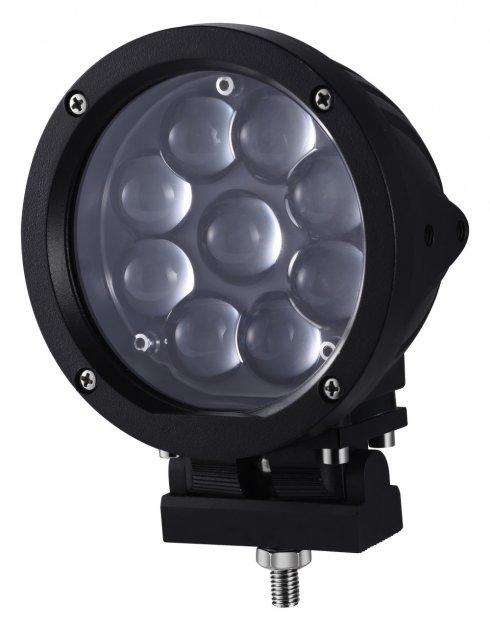 Brutálne výkonné pracovné LED svetlo 9 x 5W (45W)