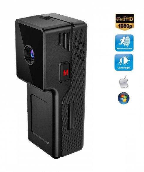 Ultra kompaktná mini HD kamera s nočným videním a pohybovým senzorom